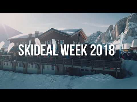 skideal week 2018 Day 6