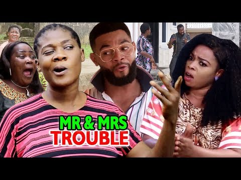Mr & Mrs Trouble Season 3&4 - NEW MOVIE'' Mercy Johnson & Flashy Boy 2019 Latest Nigerian Movie