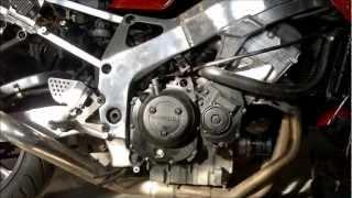 7. Honda CBR 900RR 1999 Engine Knocking Noise , Power Loss