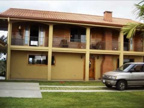 Costa Rica real estate – Beautiful, 6 room, 2 story private residence and three rental units