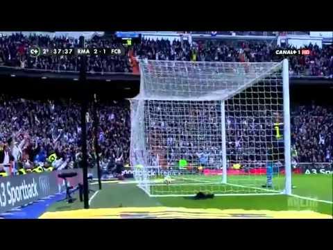 Ramos Scored Goal Real Madrid 2-1 FC Barcelona 02.03.2013 [HD]