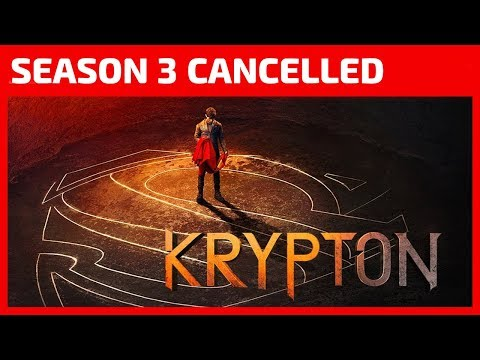 Krypton Season 3 cancelled by Syfy, as spinoff Lobo also looking for new home