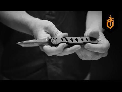 Відеоогляд тактичного ножаGerber Evo Large Tanto
