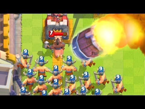 Funny Moments & Glitches & Fails | Clash Royale Montage _83