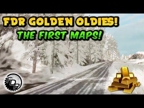First Day Reviews - 3 Bundle Logging Maps V1.0