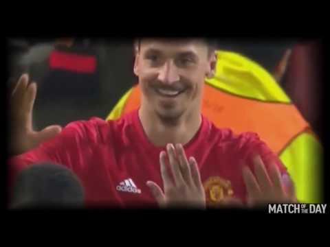 Zlatan Ibrahimovic Goal - Manchester United vs Feyenoord 4-0 - Europa League 24/11/2016 HD