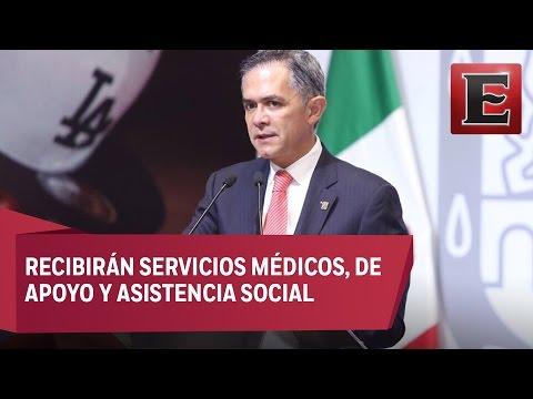 Gobierno capitalino ofrece apoyo a migrantes