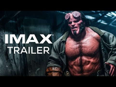Hellboy (2019) | Official IMAX® Red Band Trailer