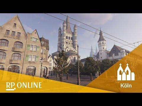 Mit Virtual Reality eine Zeitreise in das Köln der  ...
