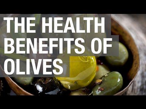 gli incredibili benefici delle olive!