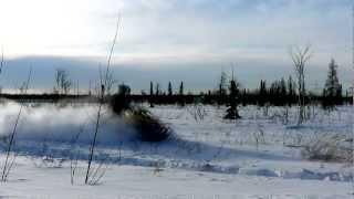 6. 2012 Ski-Doo Tundra 550f Deep Snow