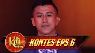 Video Apik BGT! Fandi Keren membawakan Lagu [SENGSARA] - Kontes KDI Eps 6 (13/7) MP3, 3GP, MP4, WEBM, AVI, FLV Januari 2019