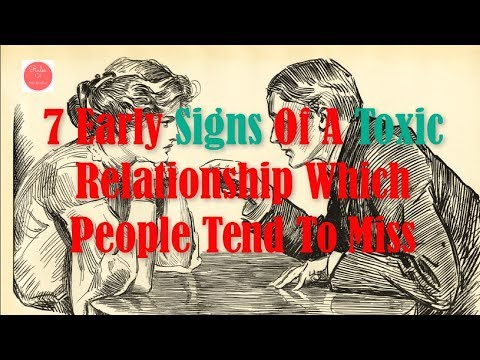 Quotes on friendship - 7 Early Signs Of A Toxic Relationship Which People Tend To Miss  Rules Of Relationship