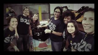Houston Food Bank - Schlumberger NAM Recruiting - 2016