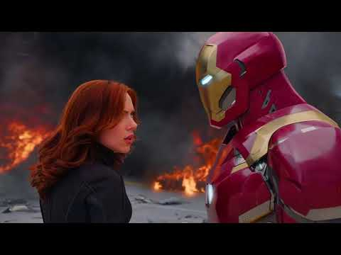 Captain America:Civil War Rescored/Recolored