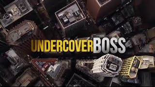 UNDERCOVER BOSS - SPIN OFF SERIES