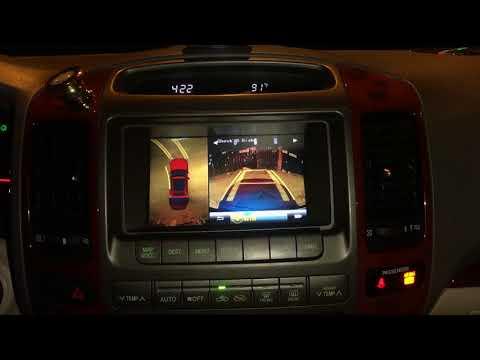 Siêu phẩm camera 360 độ OWIN cho xe Lexus GX470