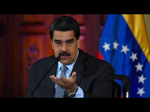 Venezuela: Präsident Maduro Maduro will Gespräche übe ...