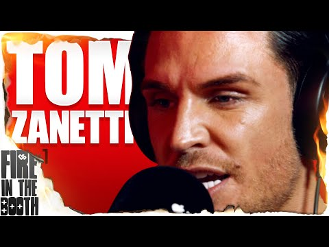 Tom Zanetti – FIRE IN THE BOOTH