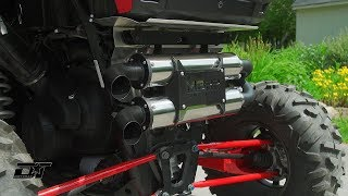 8. MBRP POWERSPORTS RZR Exhaust Install