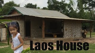 Video A small house in rural Laos (Aunt's house) MP3, 3GP, MP4, WEBM, AVI, FLV Juli 2018