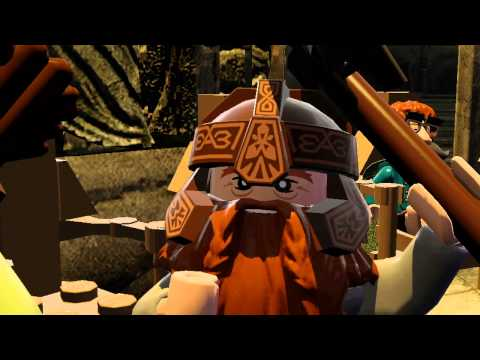 lego the lord of the rings trailer