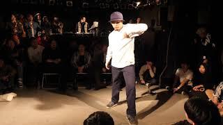 Hiroki vs Junky – Popper's College 2019 BEST16