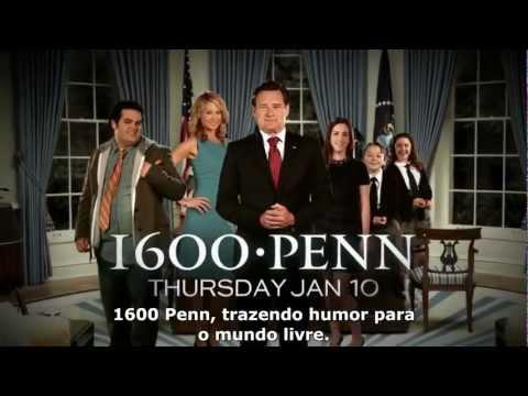 1600 Penn (NBC) - Promo [LEGENDADO]