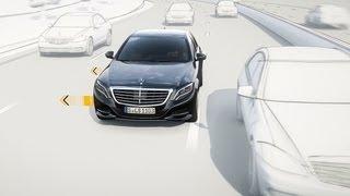 Mercedes-Benz TV: Active Lane Keeping Assist