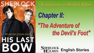 [MultiSub] Sherlock Holmes Story - His Last Bow: