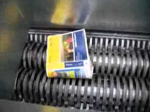 Industrial Shedders Video Image