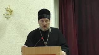 Выступление протоиерея Сергия на Тимашевской Земле