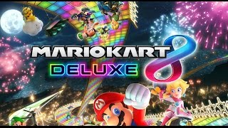 Mario Kart 8 Deluxe - COMPETITIVE ONLINE MULTIPLAYER