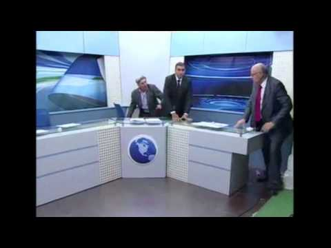 debate - A televised news debate in Jordan descended into a brawl as two guests argued over the Syrian president, Bashar al-Assad and the conflict in Gaza The programme, which aired on Thursday on...