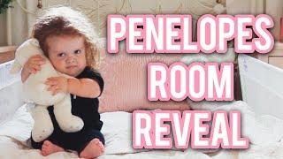 Video Penelope's Room Reveal!  Room Tour - Vlog 106 MP3, 3GP, MP4, WEBM, AVI, FLV Maret 2018