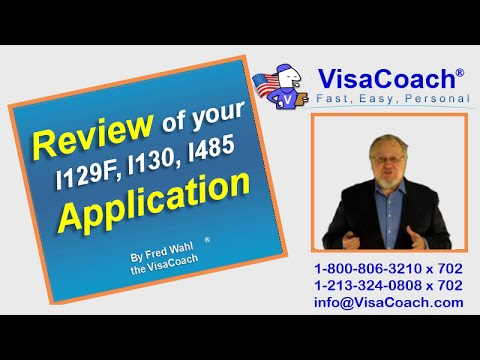 Fiancee Visa Interviews at US Embassy or Consulates