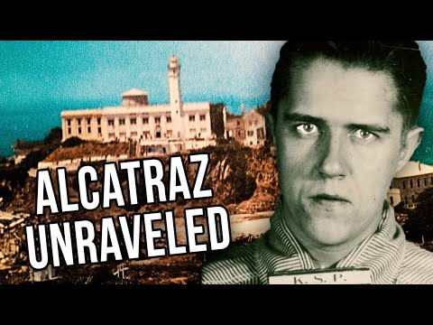 Alcatraz Prison Island is NOT for the faint-hearted