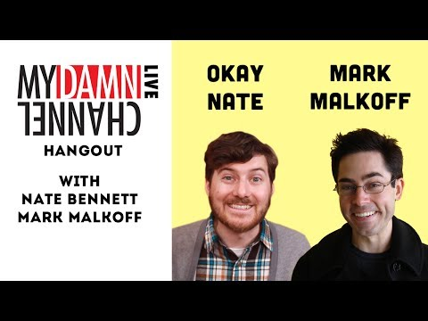 My Damn Channel - Mark Malkoff (Apple Store Challenge, The Carson Podcast) is in the studio to discuss his latest projects and what Johnny Carson is like. Okay Nate is this we...