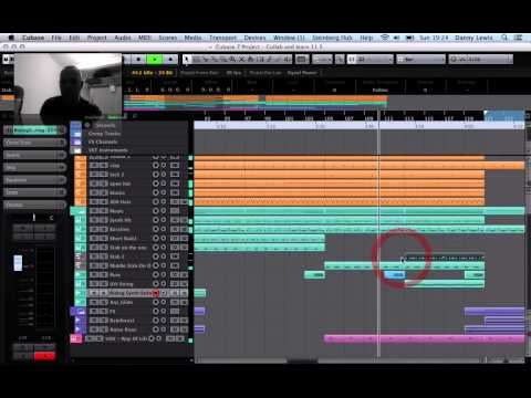 Collaborate and Learn – Blackwax Session – Part Eleven (Cubase)