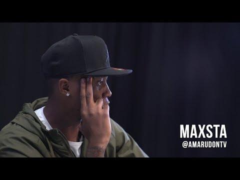 "Maxsta Interview: ""The Rebuild"" My Introspection | Amaru Don TV"
