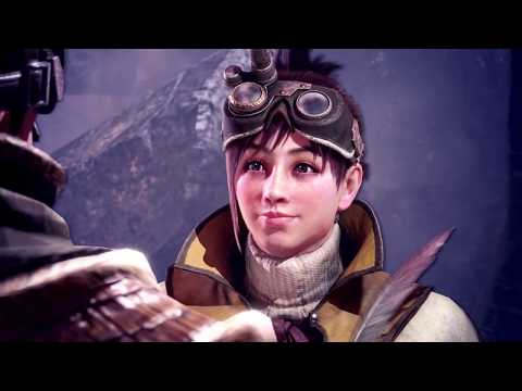 E3 Trailer de Monster Hunter World