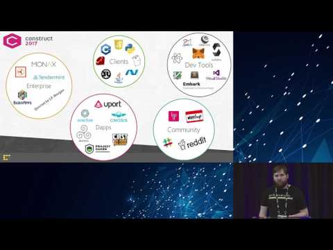 Ethereum's Roadmap - Hudson Jameson at Construct 2017 Conference video