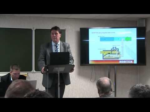 Видео семинар - настенные котлы HORTEK - 15 лет гарантии на теплообменник