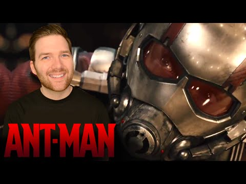 Ant-Man – Trailer Review