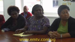 Sign language will be the next official language in Papua New Guinea. Yesterday Minister for Religion, Youth and Community Development Delilah Gore ...