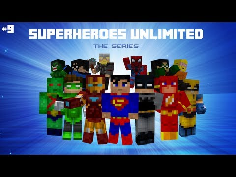"Superheroes Unlimited The Series Season 2: Episode 9 - ""Dark Times"""