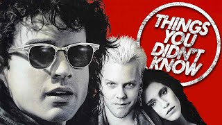 Video 7 Things You (Probably) Didn't Know About the Lost Boys MP3, 3GP, MP4, WEBM, AVI, FLV Januari 2019