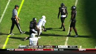 Chad Bumphis vs Texas A&M and LSU (2012)