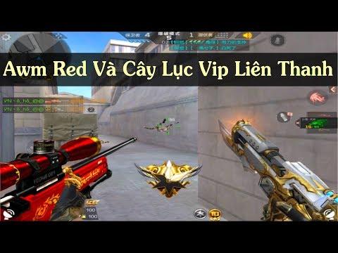 CF Legends : AWM Red Dragon Và Cây Lục VIp Có Chức Năng Đặc Biệt - Thời lượng: 10 phút.