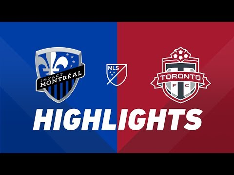 Video: Montreal Impact vs. Toronto FC | HIGHLIGHTS - July 13, 2019